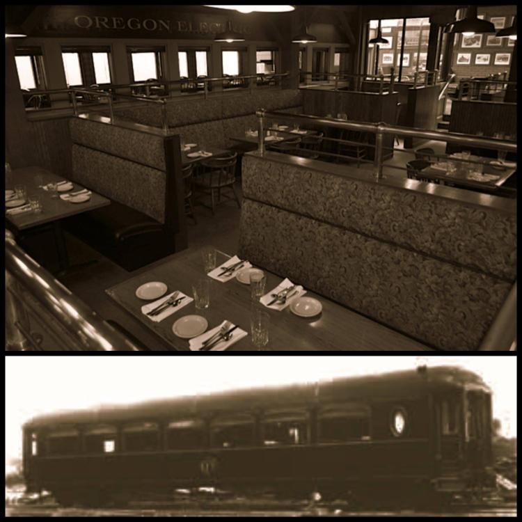 valentines day romantic dinner restaurant time travel train station deving marie fantaseek